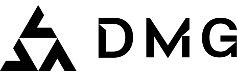 DMG Black Logo x2