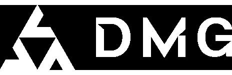 DMG White Logo x2